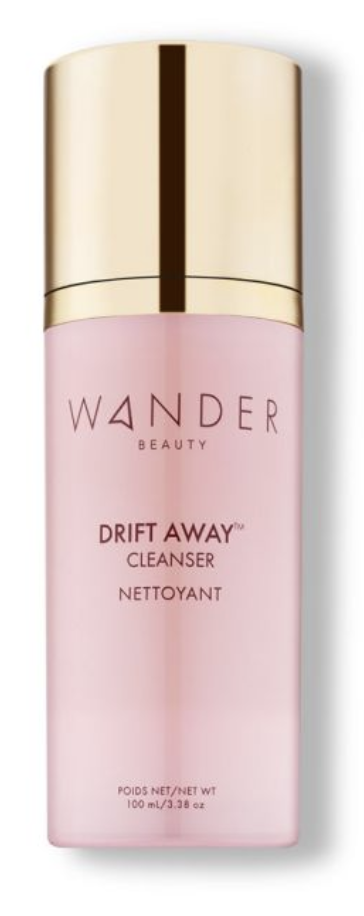 Wander Beauty Drift away cleanser