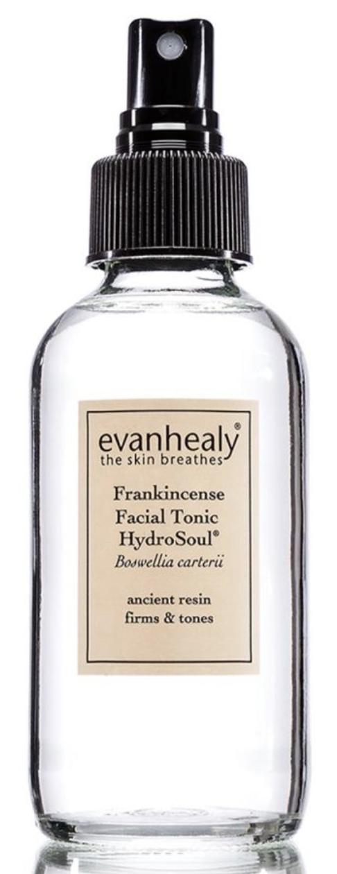 Evan Healy frankincense facial tonique hydrosol