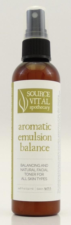 Source Vital Apothecary aromatic emulsion balance