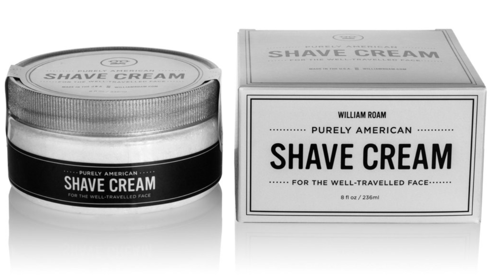 William Rome Shave cream