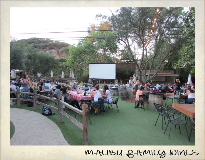 Invitation Malibu Wines shark event