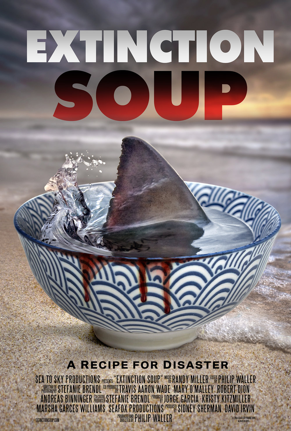 movie poster of Extinction Soup