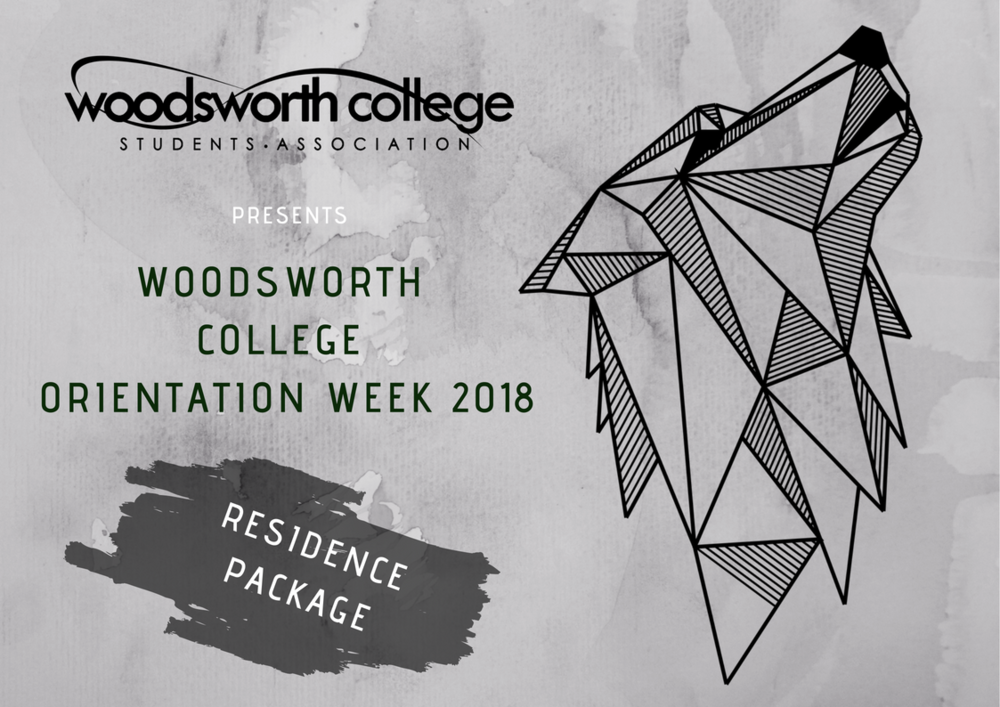 A special sponsorship OPPORTUNITY, exclusive to only 4 sponsors. contact andrew gallant at sponsorship@woodsworthfrosh.com to find out more!  Click the buttom below to access the Woodsworth residence package. - WOODSWORTH RESIDENCE MOVE-IN-DAY OPPORTUNITY