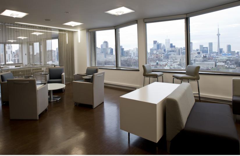 - O.I.S.e Nexus LoungeLocation: 252 bloor street west,12th floor