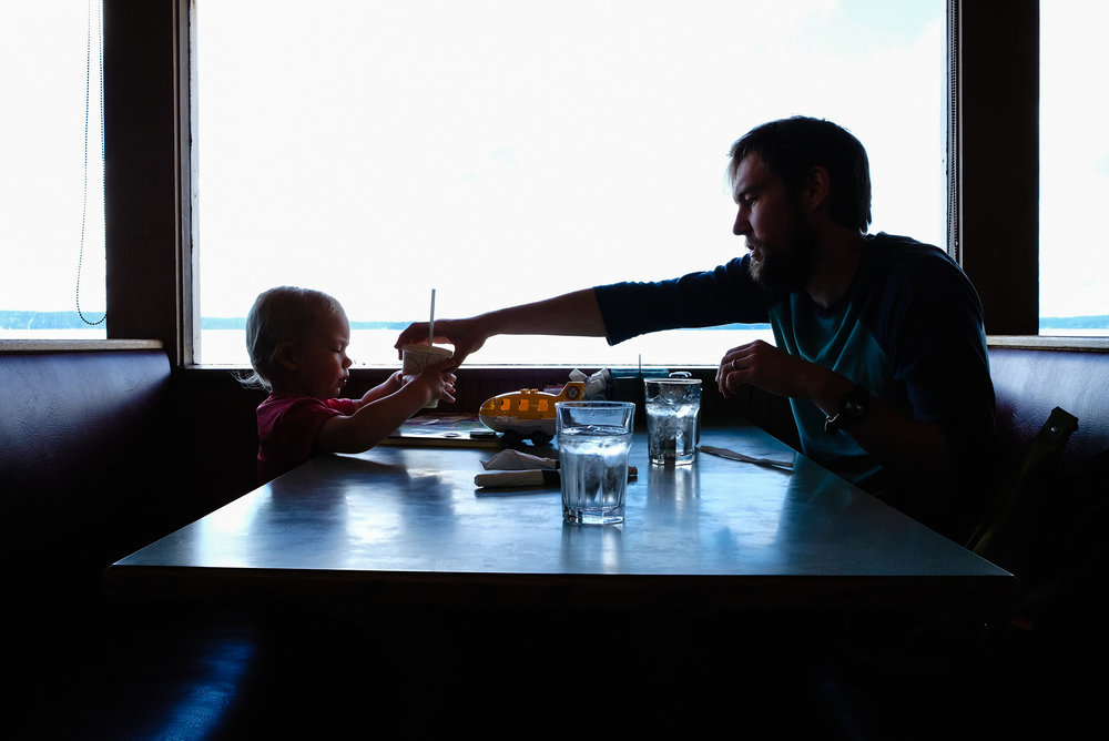 Port Townsend diner Seattle family photographer