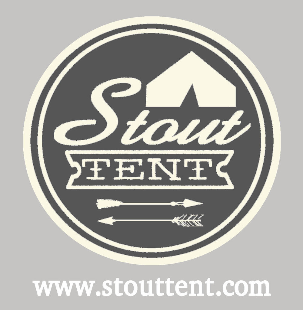 Stout Tent - Stout Tent is an amazing company that provides high quality amazing canvas bell tents from arizona. They give off a similar vibe, like a yurt, since these tents are also connected to nature around.