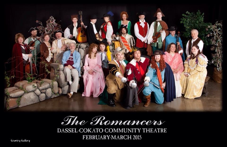 The Romancers - by Edmond RostandDirected by David Metcalf2015 AACTFest (advanced to Nationals)