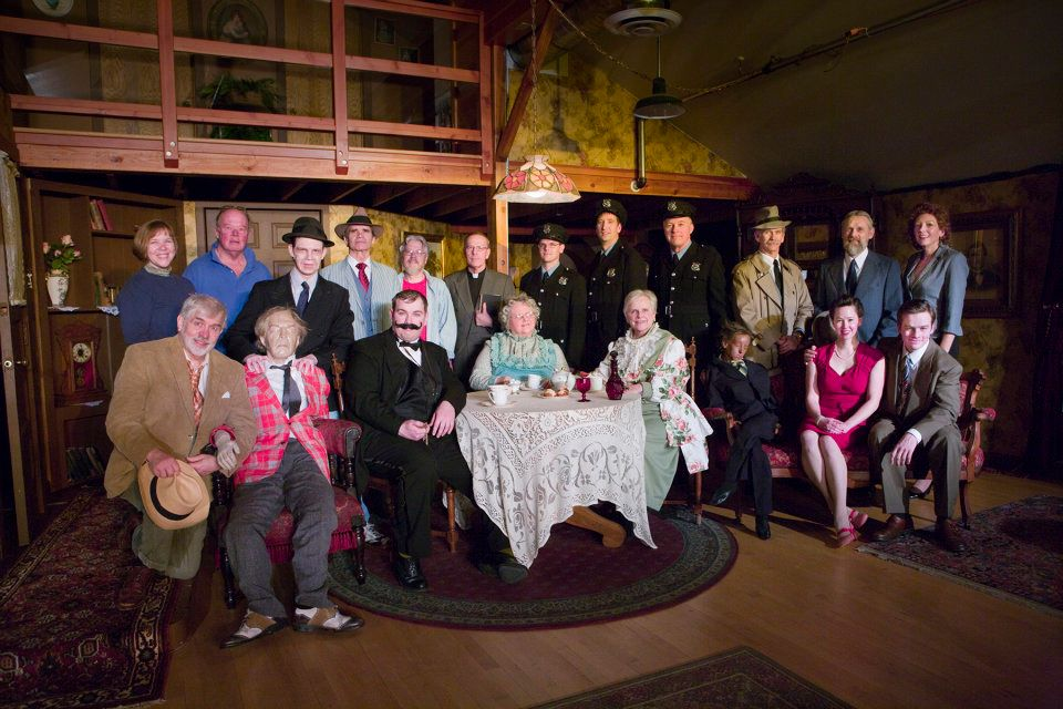 Arsenic and Old Lace - by Joseph KesselringDirected by David Metcalf2012