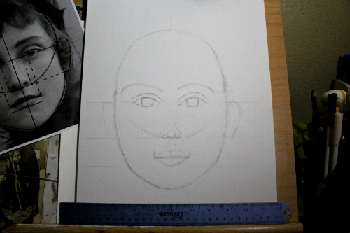 How I learned Face Mapping in Graphite