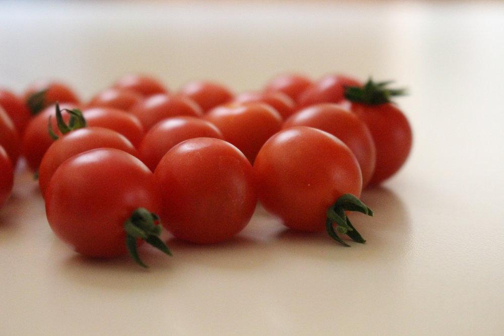 #85 Cherry Tomatoes, Solanum lycopersicum var. cerasiforme