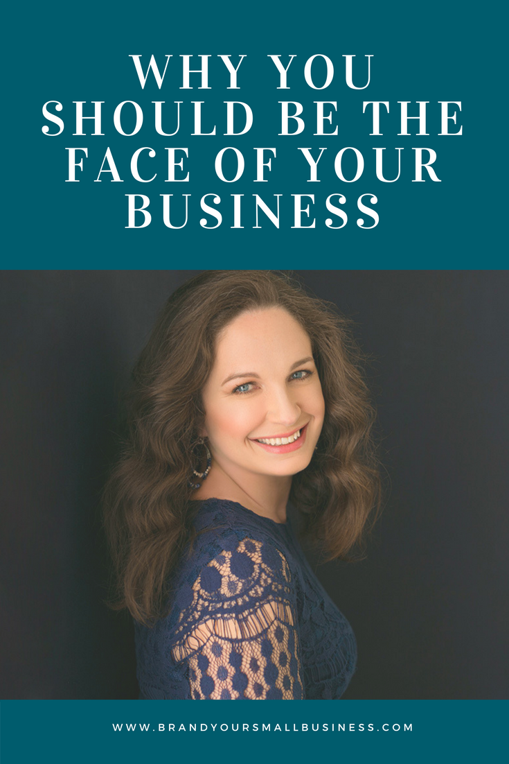 Why you should be the face of your business #branding #business #marketing #smallbusinessmarketing #marketingtips #brandingtips