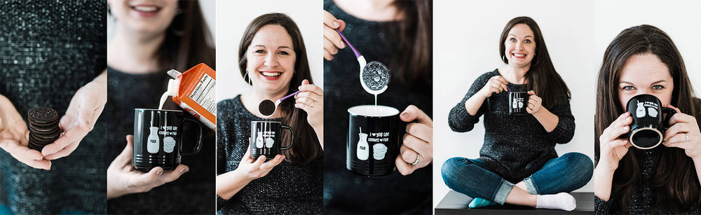 What is a brand story? One of my  brand stories has to do with loving oreos