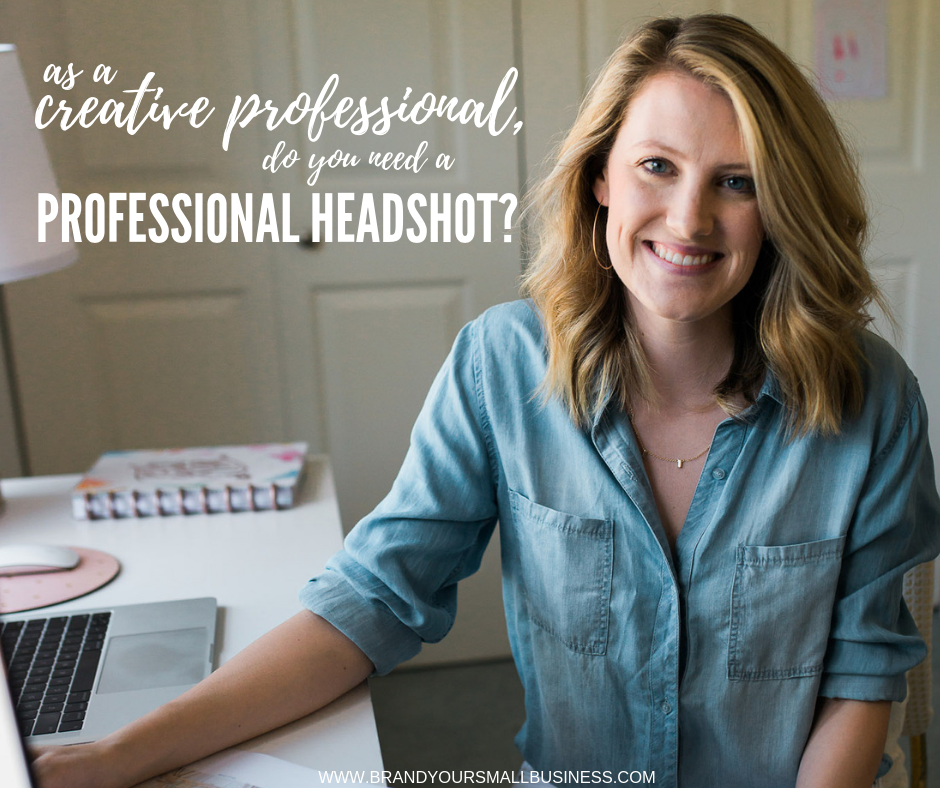 Are headshots needed if you are a creative professional? Learn why you need to have professional headshots even if you are in the creative field