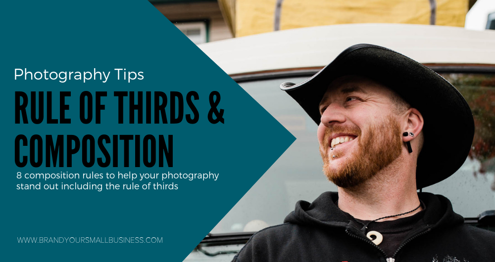 Photography tips rule of thirds and composition.