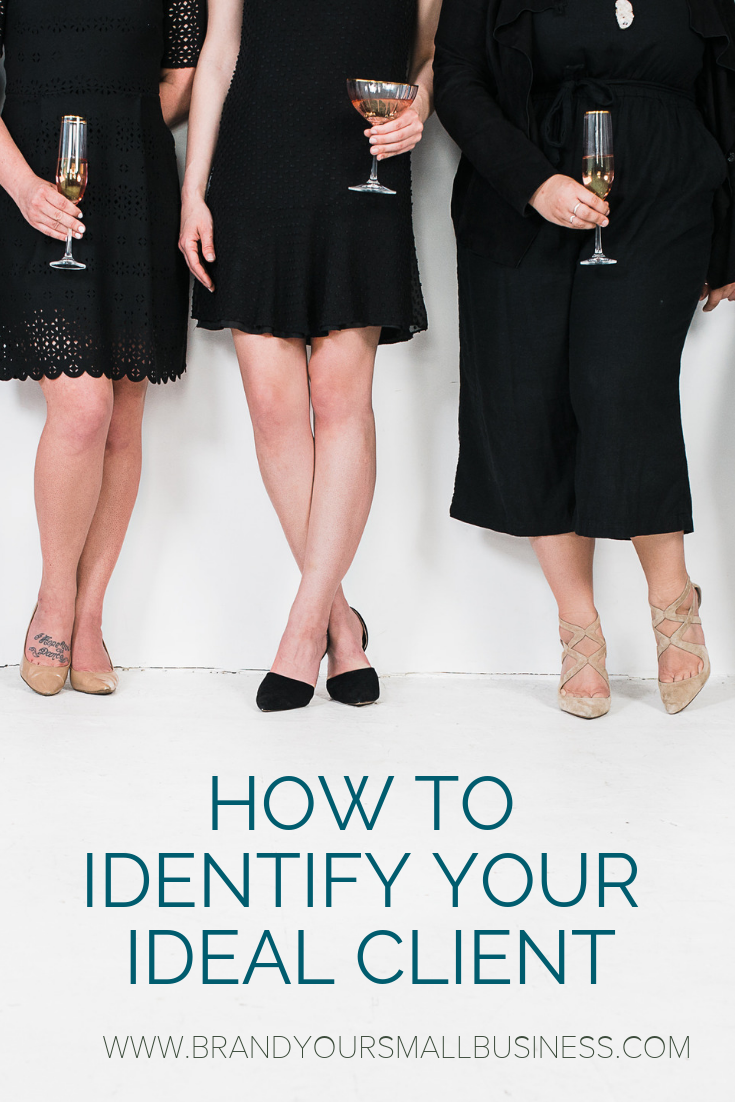 How to identify and attract your ideal client as a small creative business