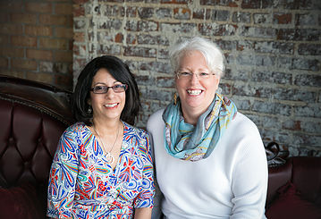 Anita Kelly & Pam Ryerse of Radiant Health Imaging