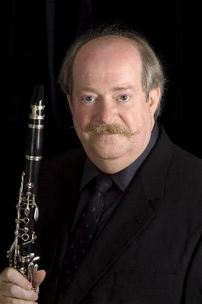 bill blayney , clarinet