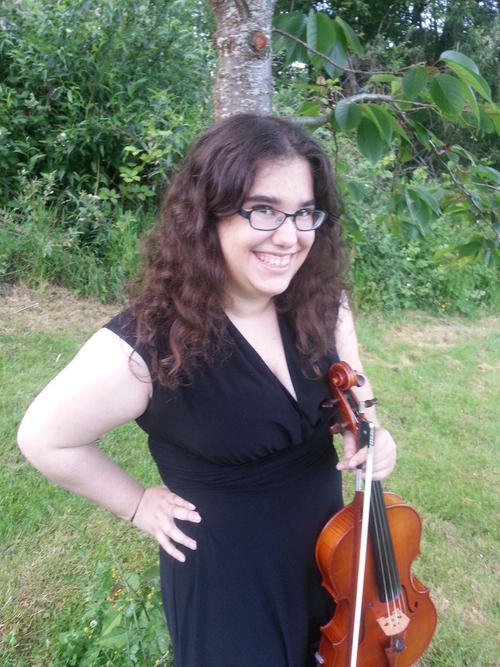 kerry blanton, violin & viola