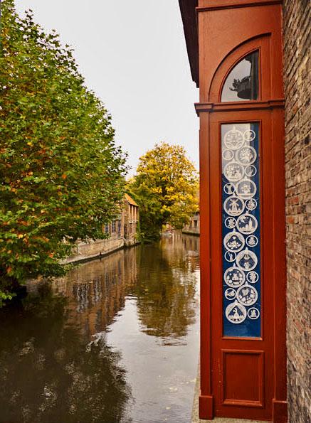 Bruges, Autumn 2012.