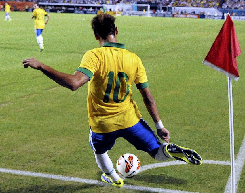Neymar, 2013