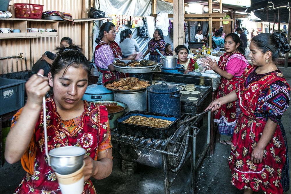Market, Chichicastenango, Guatemala, 2011