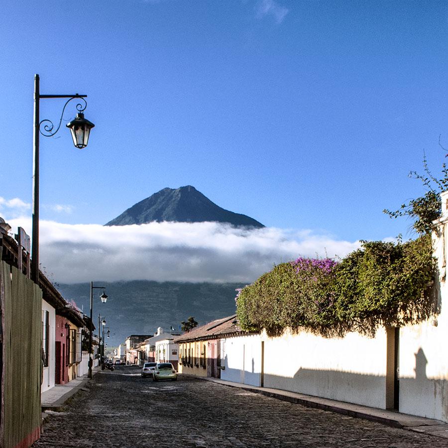 Antigua, Guatemala, 2011