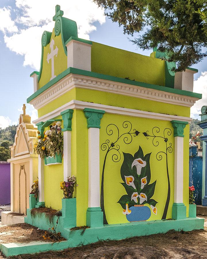 Cemetery, Chichicastenando, Guatemala, 2011