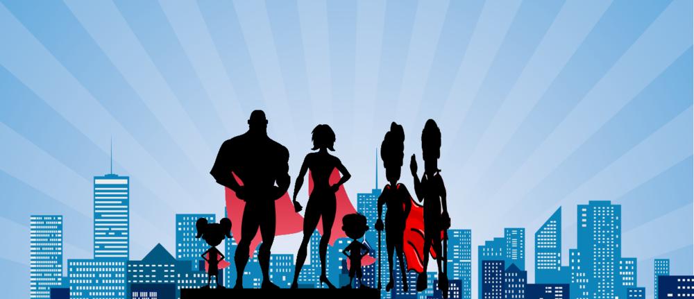 My FAMily my super hero - Family Carnival 2017