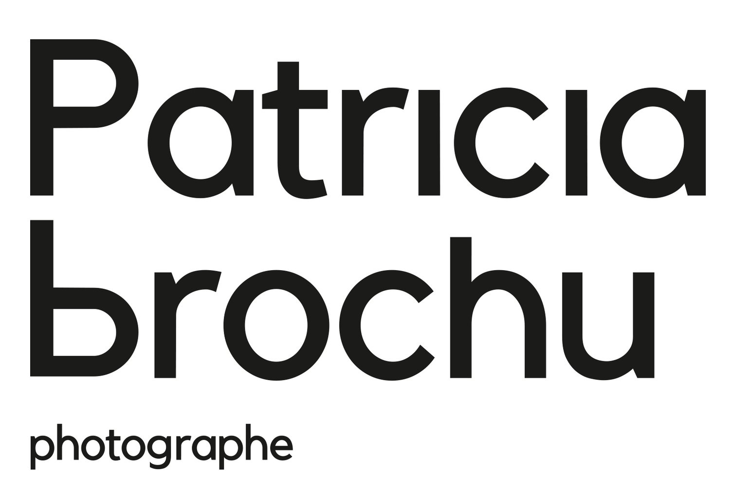 Patricia Brochu Photographe
