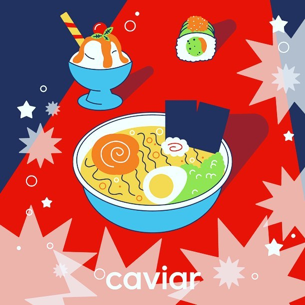 Celebrate Hollywood's biggest night this Sunday with $0 delivery fees on your @caviar order of $30 or more from GIWA with code MOVIES from 2/22-2/24 (valid on delivery orders only, one use per customer).