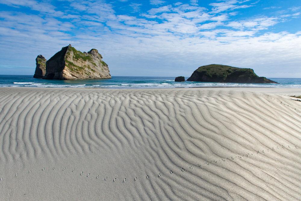 Dunes and Islands