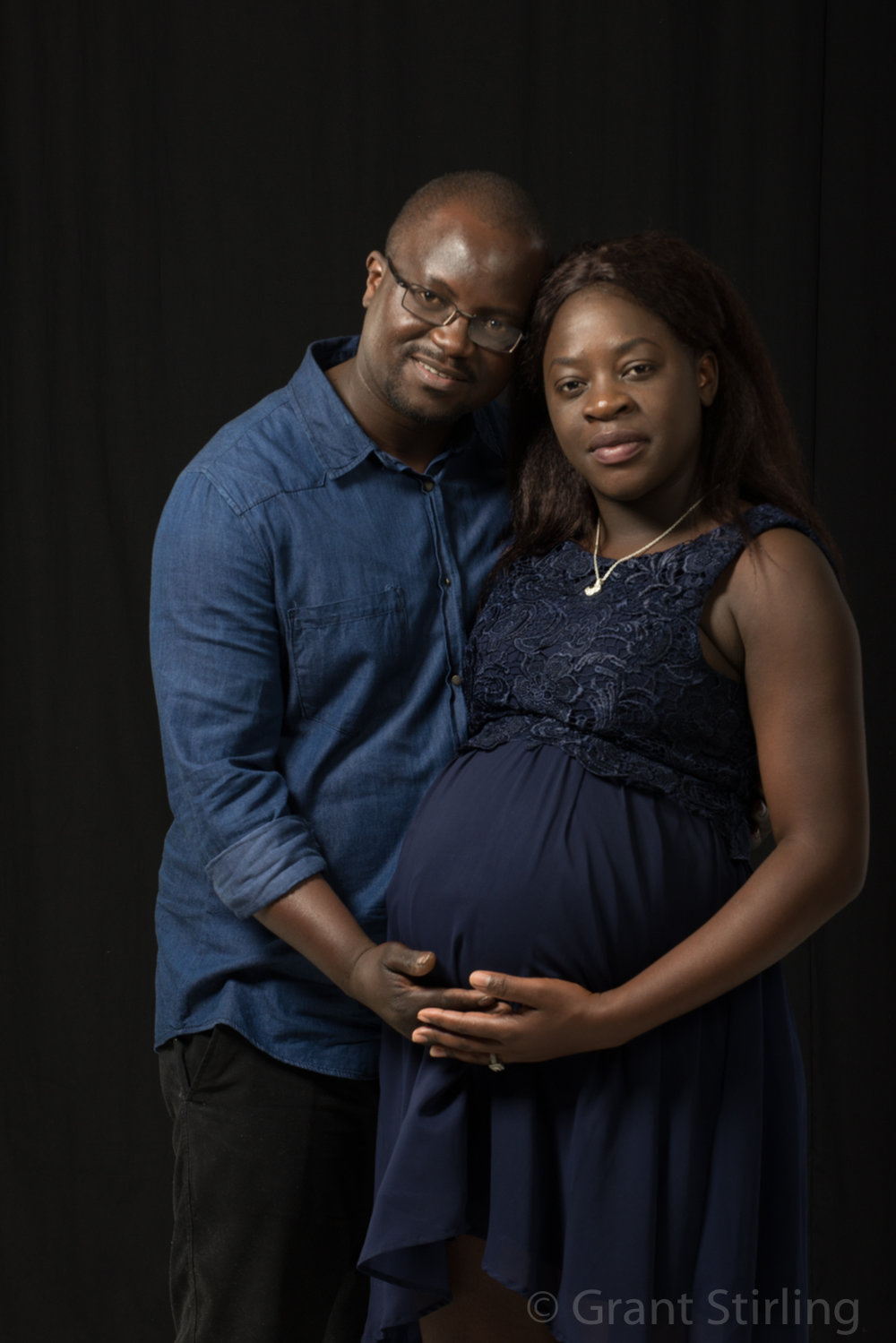pregnant women and husband