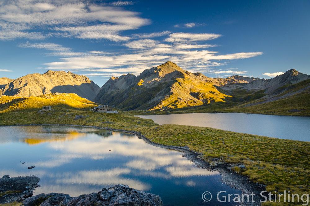 Lake Angelus Nelson Lakes National Park New Zealand