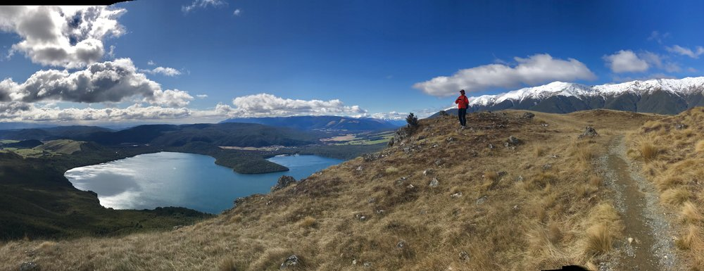Rotoiti from Mt Robert