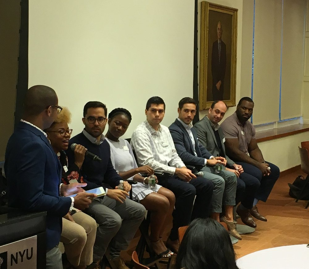 AHBBS - Diversity Admissions Panel - Fall 2018