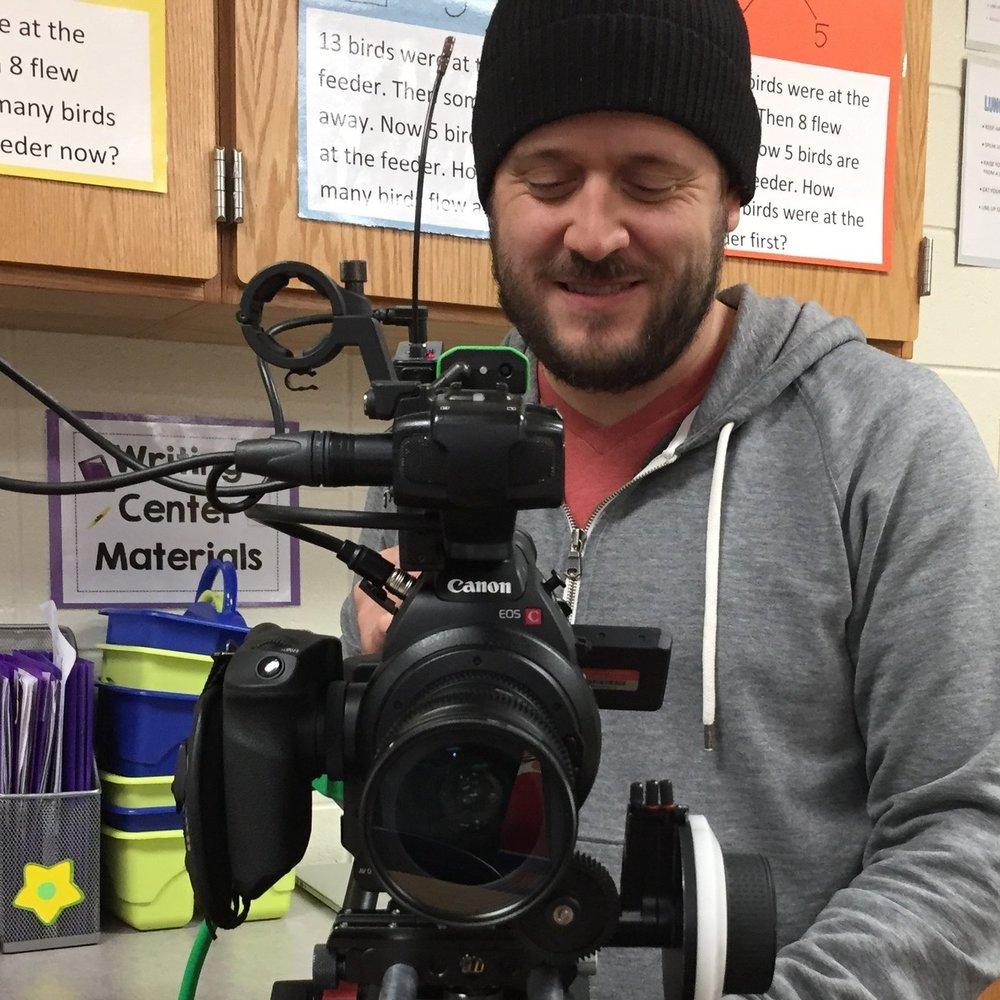 Kevin Hurley: Camera Op