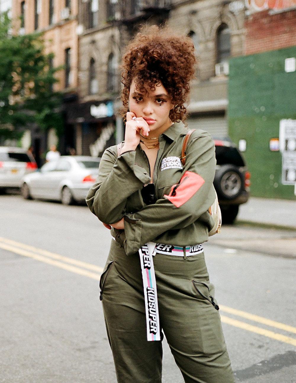 Diana Veras, JAG Models