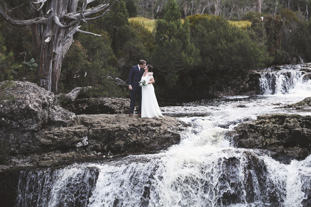 weddings cradle mountain