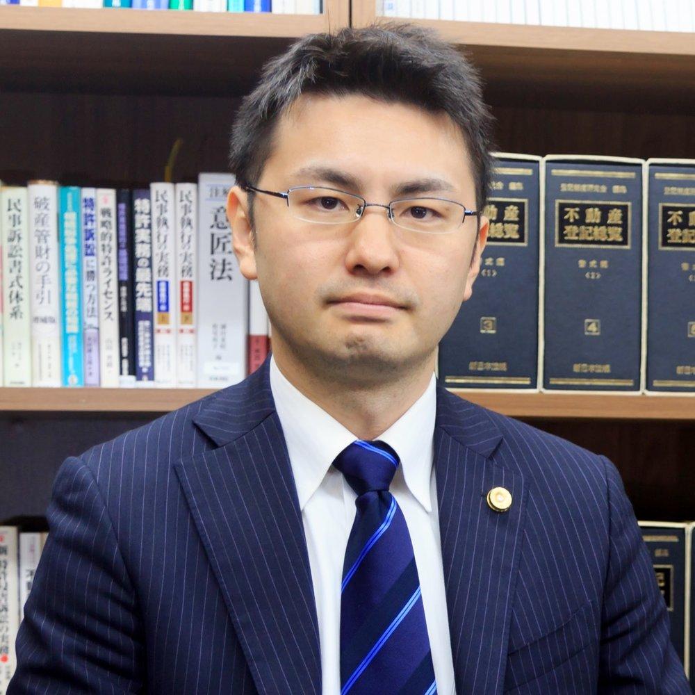 代表社員 笠間健太郎(弁護士、第一東京弁護士会所属)