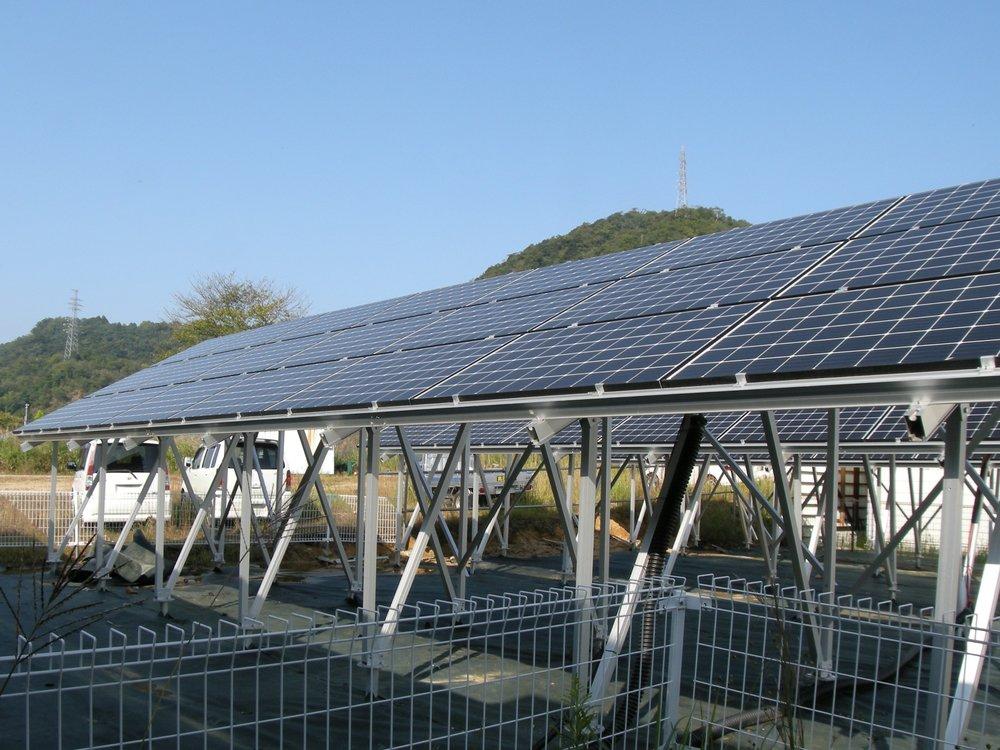 日撫発電所