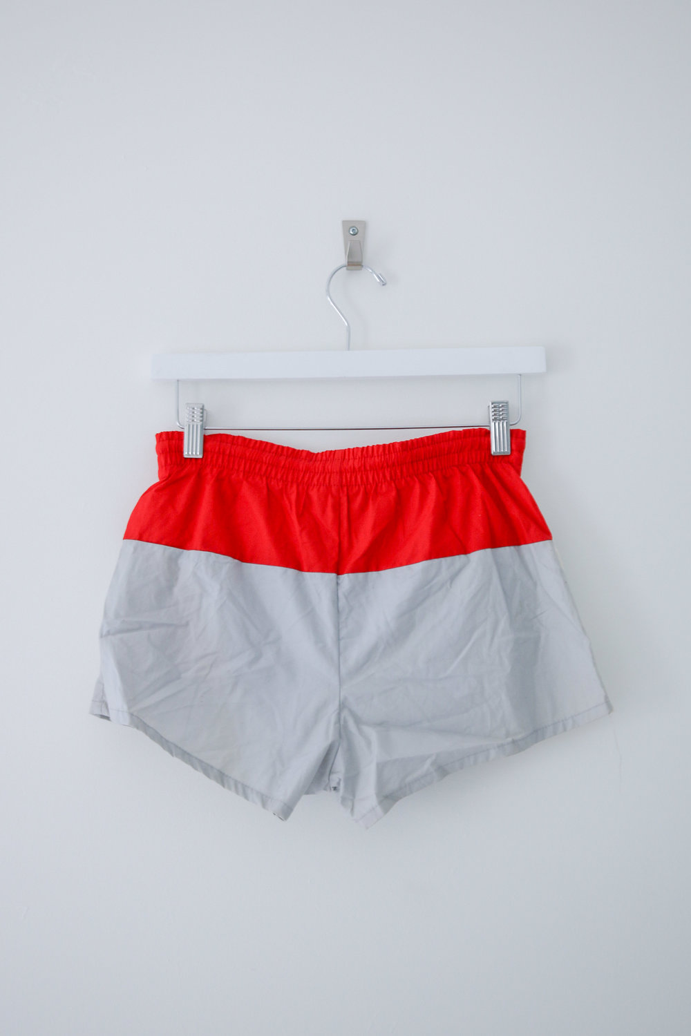 f9c3402b2e XS - Daniel Deadstock Swim Shorts - White / Red / Yellow — THE CONSISTENCY  PROJECT