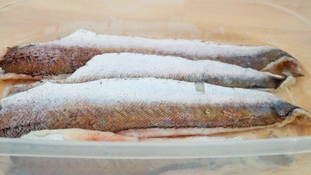 Easy Seafood Recipe