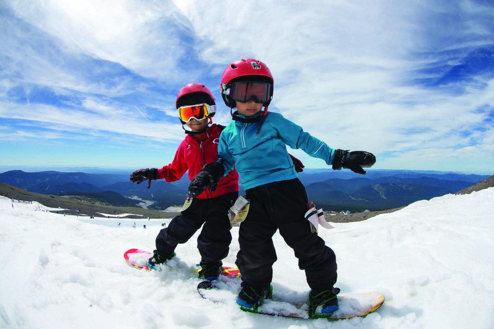 10天青少年精品滑雪营