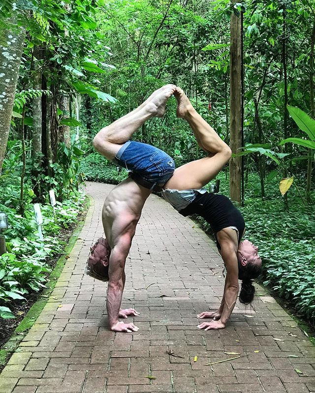 Lost in jungles with my love @djilieta ❤️🌴 Next week we are coming to Rio 🇧🇷 __________________ @gymnasticbodies @instagymnastdancers @baristiworkout  @falsegrip @super_athletes @cirquedusoleil @yoga @exerciseguide @workoutroutine @barstarzz @yogachannel @yogapractice @yoga.vids ___________________  #cirquedusoleil  #gymnasticbodies  ___________________ #andriibondarenko #йога #гимнастика #운동 #gymnastics #acroyoga #acrobatics #yoga #yogaeverywhere #yogachallenge #falsegrip #handstand #handbalancing #workoutmotivation #workout_professionals #hkyoga #gymnasticsshoutouts #cirqueway #getbsf #super_athletes #aloyoga #instagram #rio #brazil ________________
