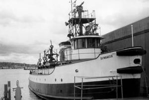 Fireboat Duwamish  -
