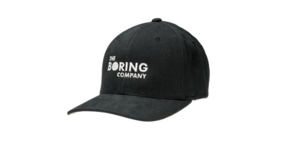 Hat — The Boring Company 6810c9f72be