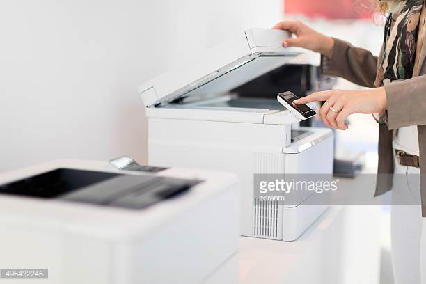 90% of companies don't know how many printers they have -