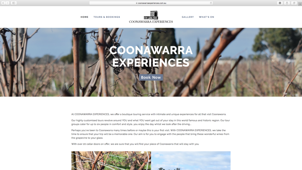 Coonawarra Experiences, South Australian Winery Tours, Coonawarra