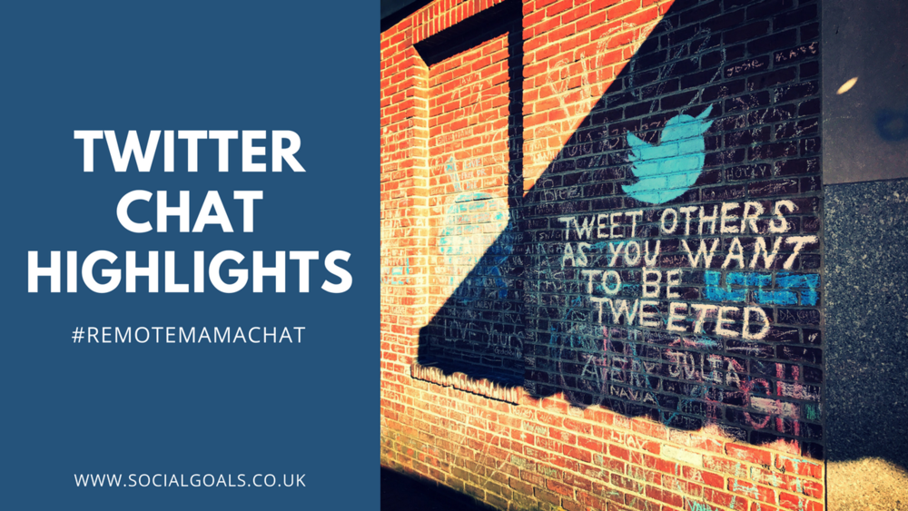How to host a successful twitter chat
