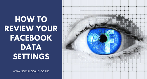 How to review your facebook data settings